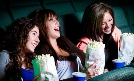 Arts Center Movie Package for Two or Four with Popcorn at Center for Contemporary Arts (Up to  52% Off)