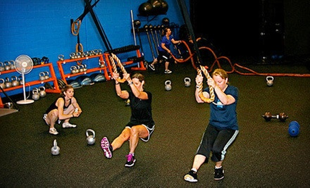 5 or 10 Kettlebell and Ropes Classes at Art of Strength (Up to 78% Off)