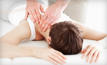 $29 for One-Hour Massage, Exam, Consult, X-rays, and Adjustments at McFarland Chiropractic Group, Inc. ($360 Value)