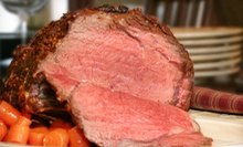 $15 for $30 Worth of Steakhouse Fare at Wooden Windmill