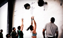 One or Two Months of Unlimited Classes at CrossFit FightWorx (Up to 84% Off)