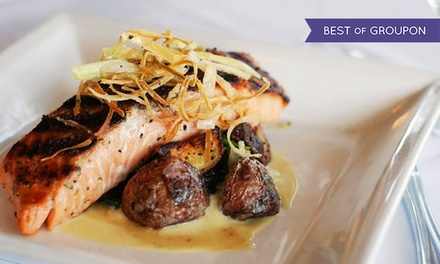 Contemporary Southern Dinner for Two or Four at Saluda's  (Up to 51% Off)