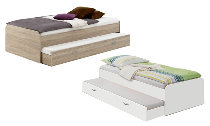 Groupon Goods: Pedro Single Bed with Pull-Out Guest Bed for R1 999 Including Delivery (44% Off)