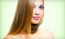 Hairstyling Packages from Jamie Taylor at Thornebrook Hair Design (Up to 61% Off). Four Options Available.