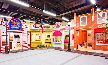 $65 for Kidville Sampler with Classes, Passes, Registration Fee, Party Credit and Haircut at Kidville ($148 Value)