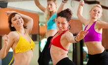 6 or 12 Zumba Classes at Zumba with Mary (Up to 68% Off)