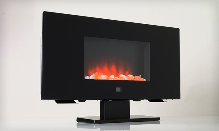 149 For A Flat Panel Electric Fireplace Groupon