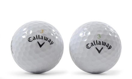 Callaway Assortment of Recycled Golf Balls (60-Ct.)