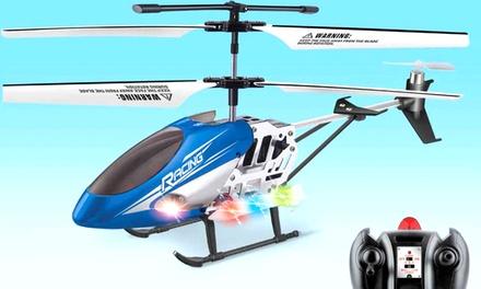 Helicóptero telecomandado disponível em 3 modelos diferentes desde 22,90€