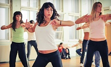 Five or Eight Zumba Classes at AmeriKick Andorra (Up to 56% Off)