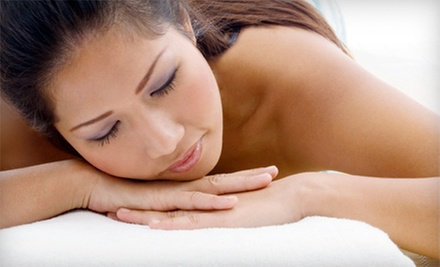 $49 for a 105-Minute Massage and Reflexology Spa Package at Eastern Spa ($130 Value)
