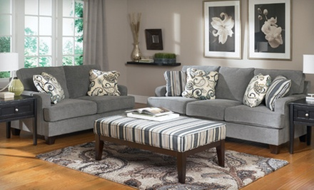 $25 for $100 Worth of Home Furnishings at Ashley Furniture HomeStore