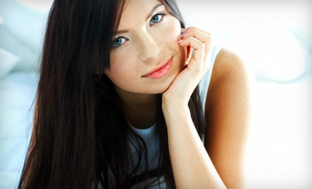Obagi Blue Peel or Facials at Center for Cosmetic Eyelid and Laser Surgery (Up to 75% Off)