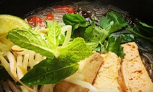 $16 for a Vietnamese Lunch for Two at SA PA (Up to $31.76 Value)