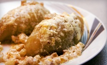 $12 for $25 Worth of Eastern European and American Cuisine Valid Any Day or SundayThursday at Old Vilnius Cafe