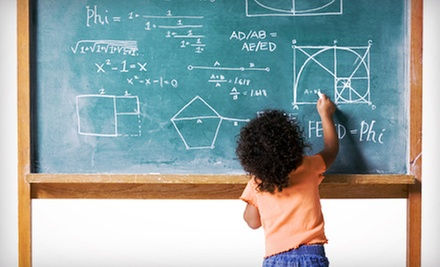One-Week Math or Reading Camp or Two-Week Writing Camp at Sylvan Learning Center (Up to 75% Off)
