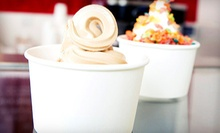 $7 for 16 Oz. Cups of Frozen Yogurt with Toppings for Two at CherryBerry Self Serve Yogurt Bar ($15 Value)