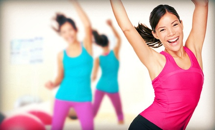 5 or 10 Classes at Zumba with Gina (Up to 65% Off)