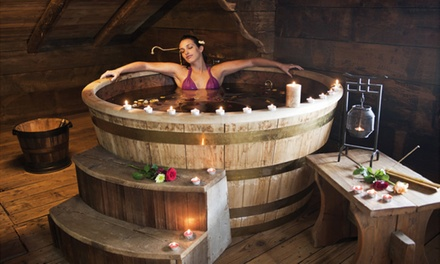 Hotel Serra da Estrela 4* — Penhas da Saúde: 1-7 noites para duas pessoas com meia pensão e acesso ao spa desde 89€