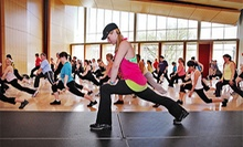 5, 10, or 20 Zumba Classes at PPZ Fitness (Up to 60% Off)