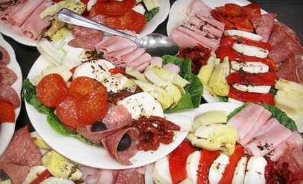 Italian Dinner, Drinks, and Sides for Two or Four at Bella Christina's Trattoria (Up to 51% Off)