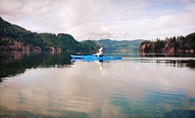 $32 for a Four-Hour Kayaking Tour from Cascade Pack &amp; Paddle, LLC ($65 Value)