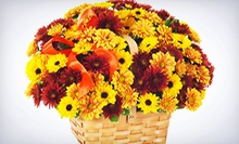 Flowers, Balloons, and Plants at Bella Studios Florist (Half Off). Two Options Available.