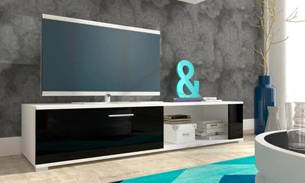 Móvel para televisão modelo Orcus disponível em duas cores por 129€