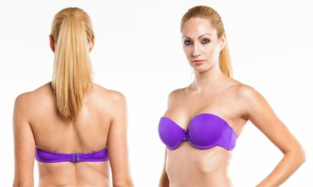 2-Pack of 7-Way Convertible Strapless Bras