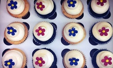 $17 for One Dozen Cupcakes at Just Cakin' It Cakery & Dessert Bar (Up to $35.40 Value)