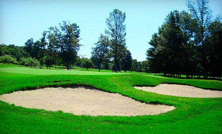 18-Hole Round of Golf for Two or Four Including Cart Rental at Crystal Lake Golf Club (Up to 52% Off)