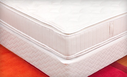 Up to $900 Toward Mattresses at Mattress King USA. Three Options Available.