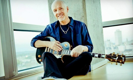 FRAMPTON'S GUITAR CIRCUS Concert at Lifestyle Communities Pavilion on June 20 at 7:30 p.m. (Up to $37.85 Value)