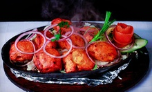 Authentic Indian Cuisine at Taste of India (Half Off). Two Options Available.