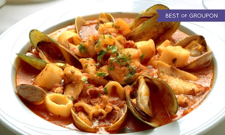 Italian Dinner at Guido's Restaurant (Up to 35%  Off)