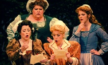 "Portland Opera Presents ""Falstaff"" at Keller Auditorium on May 12 or 16 (Up to 58% Off). Four Options Available."