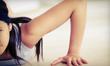 $45 for One Month of Unlimited Boot Camp at Fitness Bootcamp At The Barn ($180 Value)
