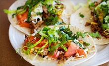$10 for $20 Worth of Mexican Food and Drinks at Tacos & Beer