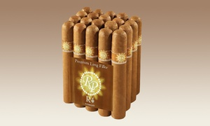 Set Of 5 Rocky Patel R4 Corojo Cigars From Allied Cigars