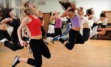 10 or 20 Zumba Classes at Fit 4 Life Ohio (Up to 59% Off)