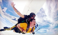 $155 for One Tandem Skydive from Skydive Baltimore (Up to $284 Value)