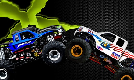Monster X Tour with One Pit Pass at El Paso County Coliseum onFriday, January 30, at 7:30 p.m. (Up to 31% Off)