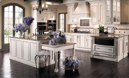 $199.99 for $700 Towards Custom Kitchen Cabinetry from Direct Depot Kitchens Wholesalers