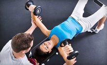 5, 10, or 20 Sessions, or One Month of Unlimited Small Group Personal-Training Sessions at ASCENT Gym (Up to 59% Off)