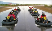 Two Fast-Kart Races for One, Two, or Four at Musselman Honda Circuit (Up to 71% Off)