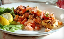$10 for $20 Worth of Italian Cuisine at V's Italiano Ristorante in Independence