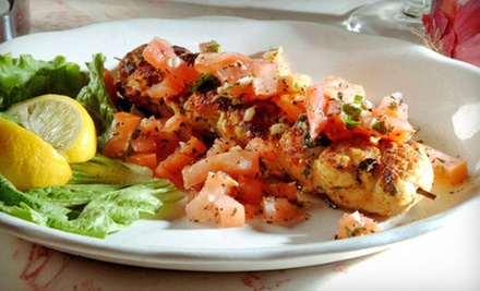 $10 for $20 Worth of Italian Cuisine at V&#x27;s Italiano Ristorante in Independence