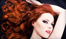 Cut and Conditioner with Optional Partial or Full Highlights from Christina Waterworth at Beauty Heaven (Up to 68% Off)