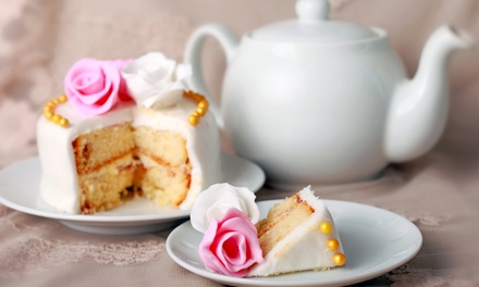 Mother and Daughter Tea, Tea Party for Four, or Semi-Private Garden Tea Party for 12 at Tee Party (Up to 59% Off)