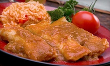 Salvadoran and Mexican Food at Restaurante Mi Casita (Up to 54% Off). Three Options Available.